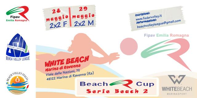SERIE BEACH 2 M / F a Marina di Ravenna