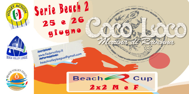 25/26 GIUGNO SB2 M e F – Coco Loco